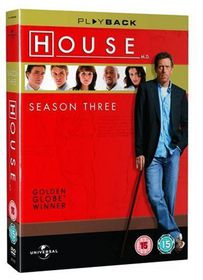 House-Series 3 - (Import DVD)
