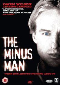 Minus Man - (Import DVD)