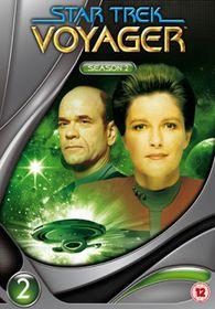 Star Trek: Voyager Season 2 (7 Discs) - (DVD)