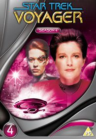 Star Trek: Voyager - Season 4 - (Import DVD)
