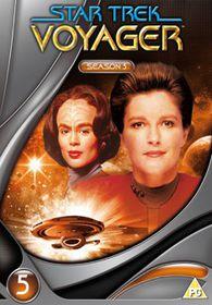 Star Trek: Voyager - Season 5 - (Import DVD)