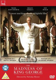 Madness of King George - (Import DVD)