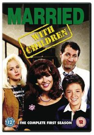 Married with Children-Season 1 - (Import DVD)