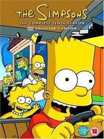 Simpsons - Series 10 (Collector's Edition) - (parallel import)