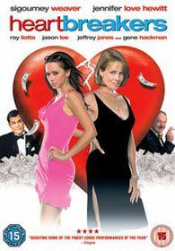 Heartbreakers - (Import DVD)