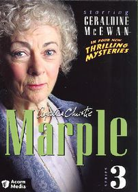 Agatha Christie's Marple Series 3 - (Region 1 Import DVD)