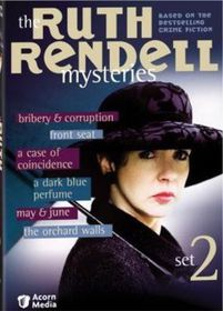 Ruth Rendell Mysteries Set 2 - (Region 1 Import DVD)