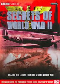 Secrets of World War II - (Region 1 Import DVD)