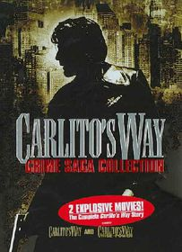 Carlito's Way:Crime Saga Collection - (Region 1 Import DVD)