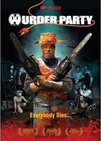 Murder Party - (Region 1 Import DVD)