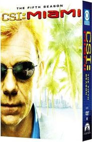Csi Miami:Fifth Season - (Region 1 Import DVD)