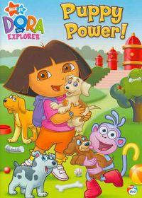 Dora the Explorer:Puppy Power - (Region 1 Import DVD)