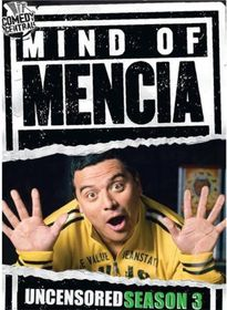 Mind of Mencia:Uncensored Season 3 - (Region 1 Import DVD)