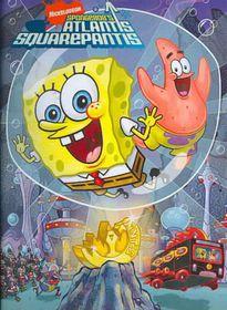 Spongebob Squarepants: Atlantis Square Pantis - (Region 1 Import DVD)