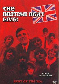 British Beat Live - (Region 1 Import DVD)