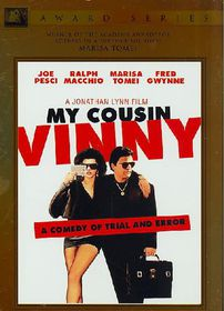My Cousin Vinny - (Region 1 Import DVD)