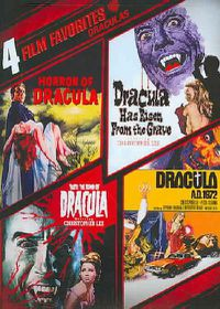 4 Film Favorites:Draculas - (Region 1 Import DVD)