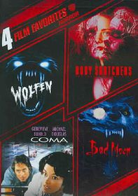4 Film Favorites:Horror - (Region 1 Import DVD)