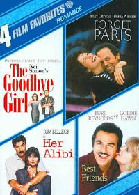 4 Film Favorites:Romance - (Region 1 Import DVD)