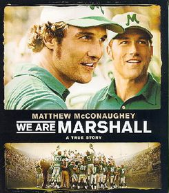 We Are Marshall - (Region A Import Blu-ray Disc)