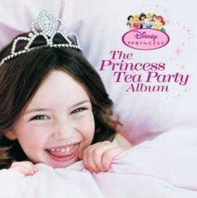 Children - The Princess Tea Party Album (CD)