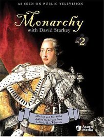 Monarchy with David Starkey Set 2 - (Region 1 Import DVD)