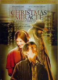 Christmas Miracle of Jonathan Toomey - (Region 1 Import DVD)