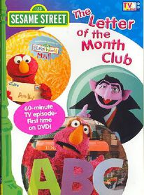 Sesame Street: The Letter of the Month Club - (Region 1 Import DVD)