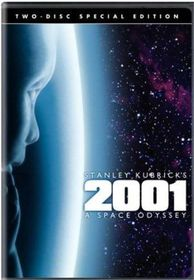 2001:Space Odyssey Special Edition - (Region 1 Import DVD)