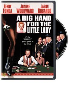 Big Hand for the Little Lady - (Region 1 Import DVD)