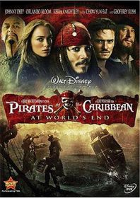 Pirates of the Caribbean: At World's End - (Region 1 Import DVD)