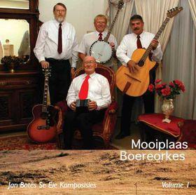 Mooiplaas Boere Orkes - Jan Botes Se Eie Komposisies (CD)