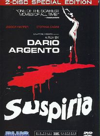 Suspiria - (Region 1 Import DVD)