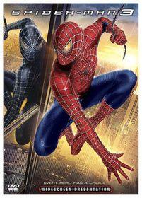 Spider-man 3 - (Region 1 Import DVD)