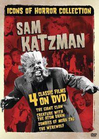 Icons of Horror Collection: Sam Katzman - (Region 1 Import DVD)
