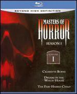 Masters of Horror:Season 1 Vol 1 - (Region A Import Blu-ray Disc)