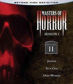 Masters of Horror:Season 1 Vol 2 - (Region A Import Blu-ray Disc)