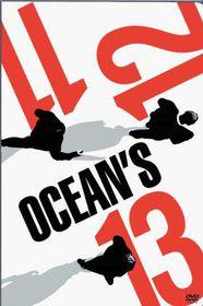 Ocean's 11-13 Boxset - (DVD)