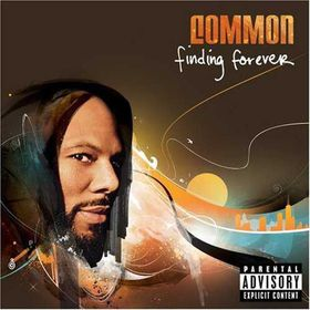 Common - Finding Forever (CD)
