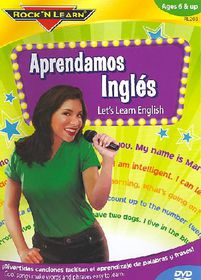 Rock & Learn:Aprandamos Ingles - (Region 1 Import DVD)