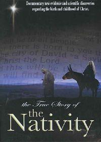 True Story of the Nativity - (Region 1 Import DVD)