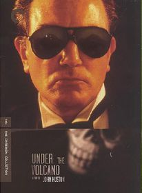 Under the Volcano - (Region 1 Import DVD)