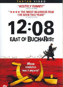 12:08 East of Bucharest - (Region 1 Import DVD)
