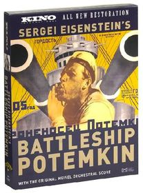 Battleship Potemkin - (Region 1 Import DVD)