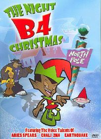 Night B4 Christmas - (Region 1 Import DVD)