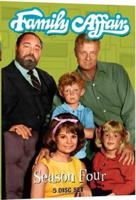 Family Affair Season 4 - (Region 1 Import DVD)