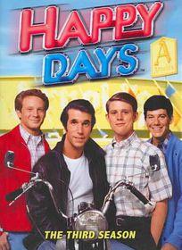 Happy Days:Third Season - (Region 1 Import DVD)