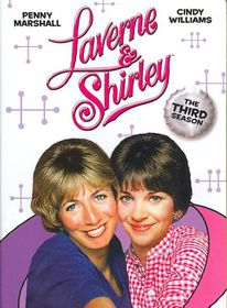 Laverne & Shirley - The Complete Third Season - (Region 1 Import DVD)