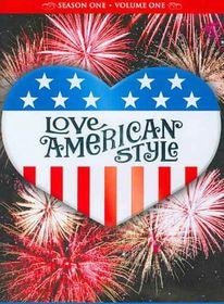 Love American Style Season 1 Vol 1 - (Region 1 Import DVD)