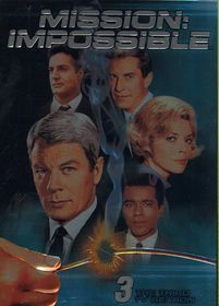 Mission:Impossible:Third TV Season - (Region 1 Import DVD)